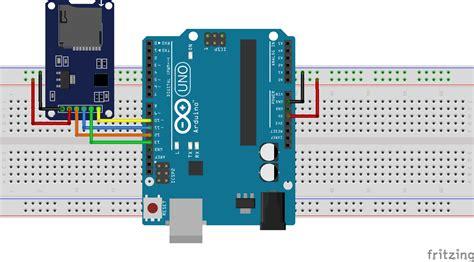 Arduino-SD-CardSchematic