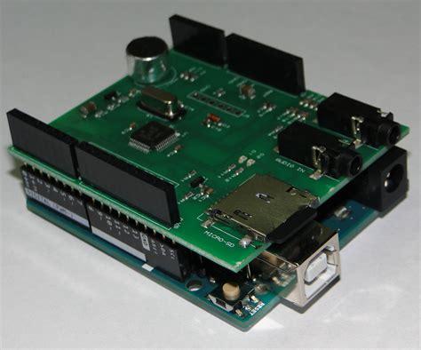 ArduinoAudio-Shield