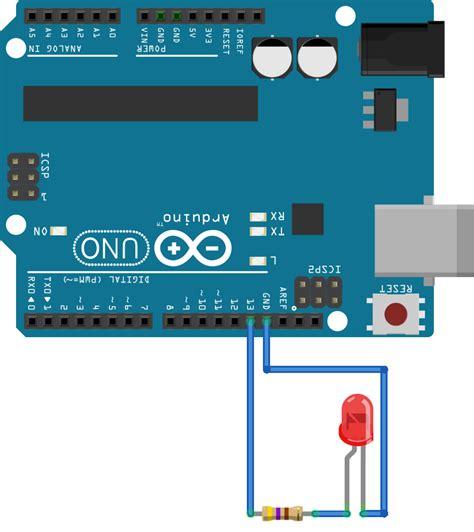 ArduinoBlink-Sketch