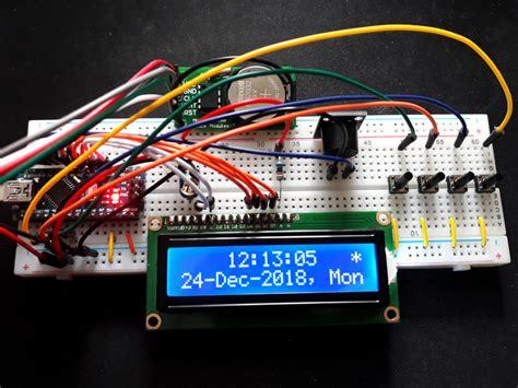 ArduinoClock-TFT