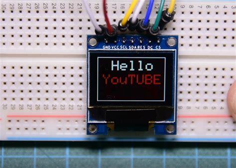 ArduinoColor-Display