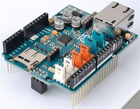 ArduinoEthernet-Shield
