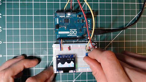 ArduinoGraph-OLED