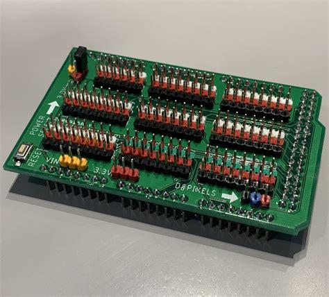 ArduinoMega-Shield