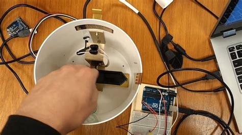 ArduinoRainfall-Gauge