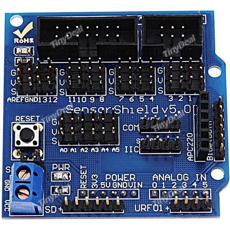 ArduinoSensor-Shield-V5