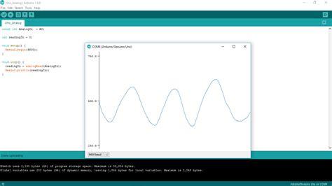 ArduinoSerial-Plotter