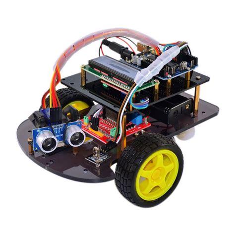 ArduinoSmart-Car