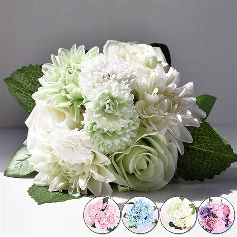 Artificial-FlowerWedding-Bouquets