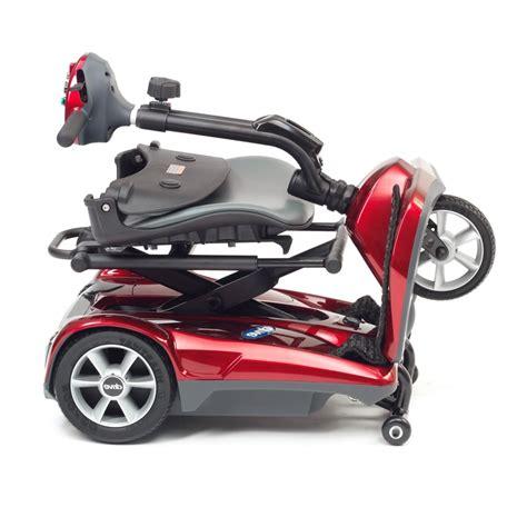 Auto-FoldingMobility-Scooter