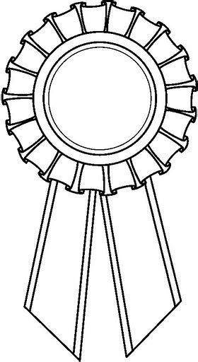 Award-RibbonColoring-Page
