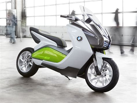 BMWElectric-Scooter