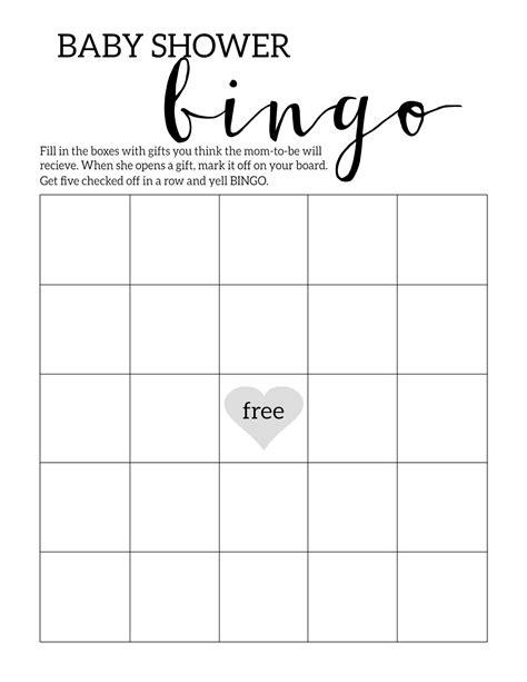 Baby-BingoBoard
