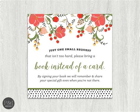 Baby-Shower-Book-Instead-Of-Card-Saying