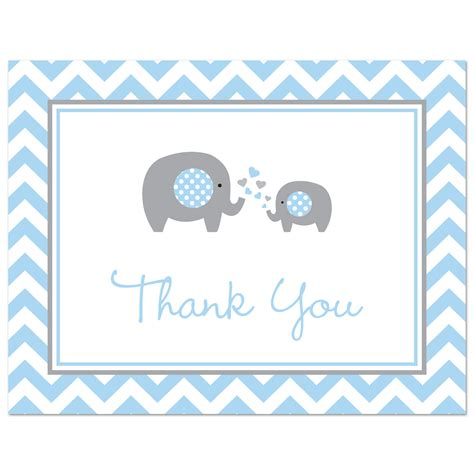 Baby-Shower-Thank-You-Cards-Walmart
