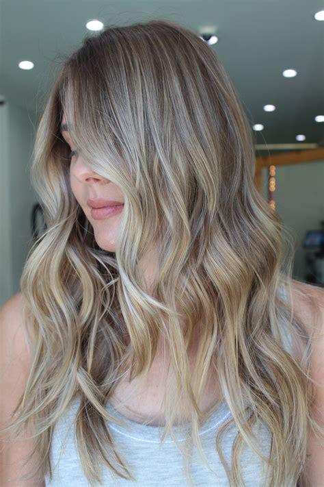 BalayageBlonde-Hair-Color