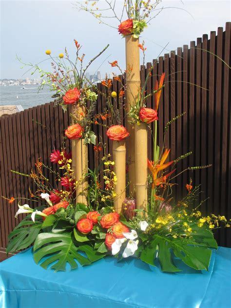 Bamboo-FlowerArrangements