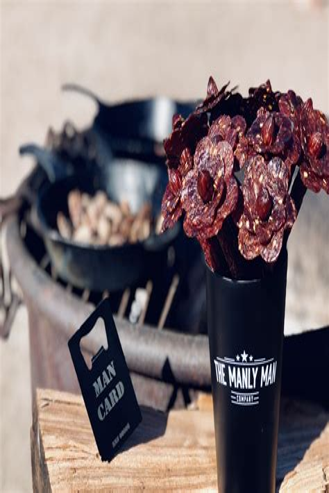 Beef-Jerky-Bouquet