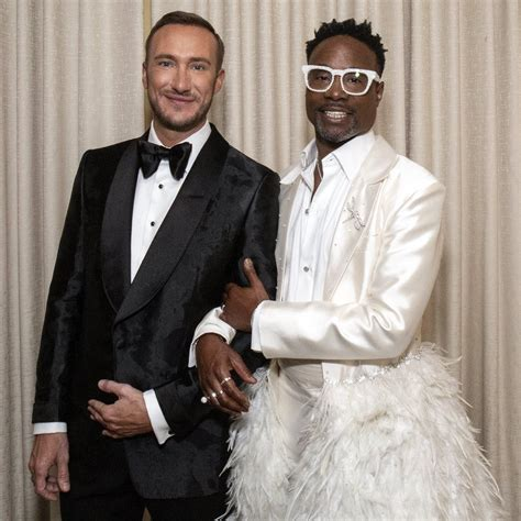 Billy Porter Husband