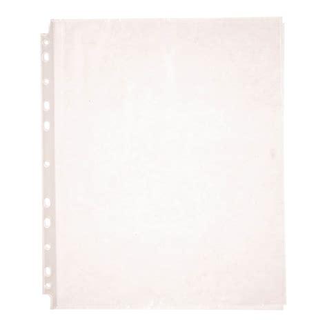 BinderSheet-Protectors