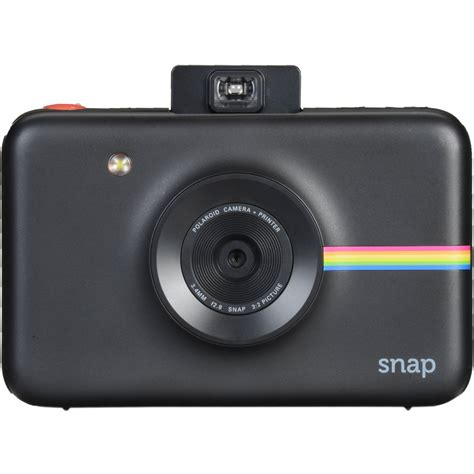 Black Polaroid Snap Instant Digital | Digital Cameras