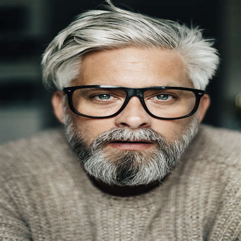 Black-HairstylesGray-Hair-Men