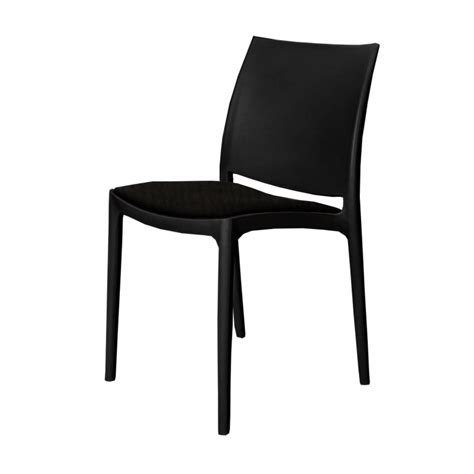 Black-Outdoor-ChairCushions