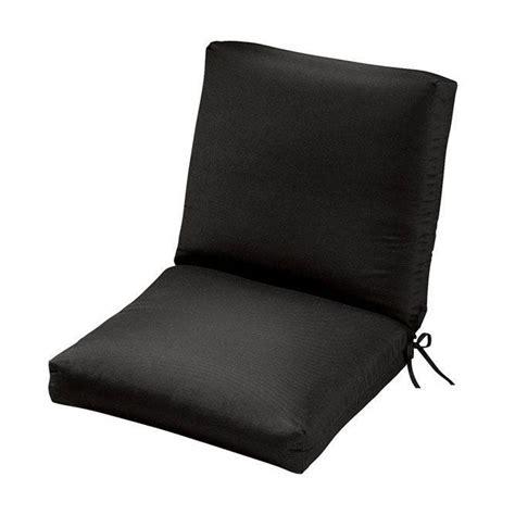 Black-OutdoorChair-Cushions