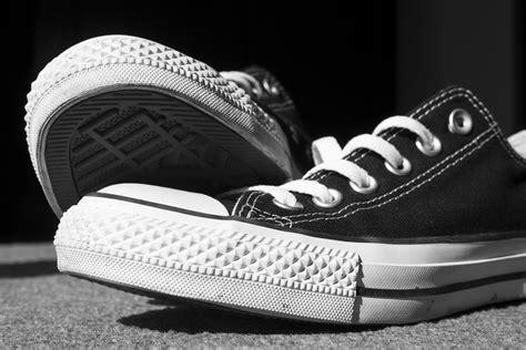 Black White Sneakers