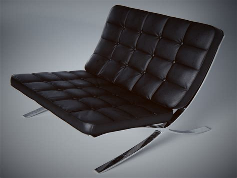 BlackBarcelona-Chair