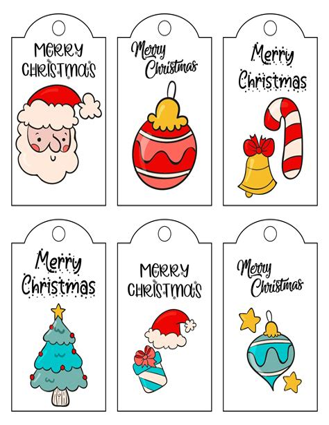 Blank-Christmas-GiftTag-Template