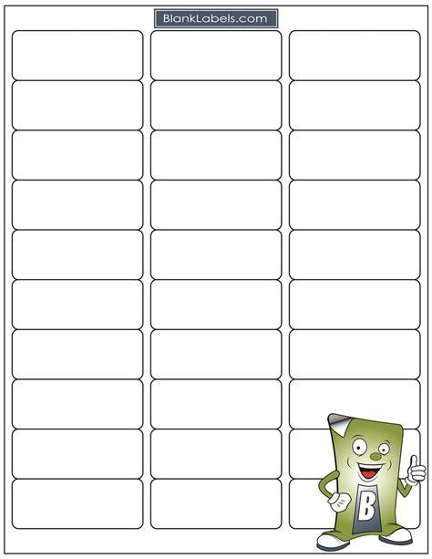 BlankLabel-Sheets