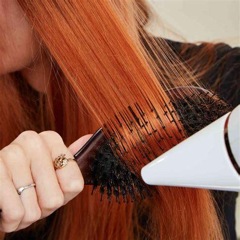 Blow-DryStraight-Hair