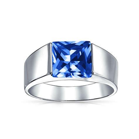 BlueSapphire-Engagement-Rings