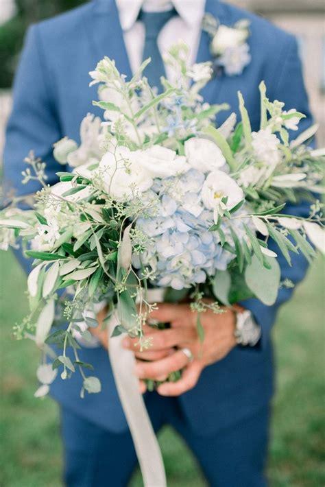 BlueWedding-Bouquets