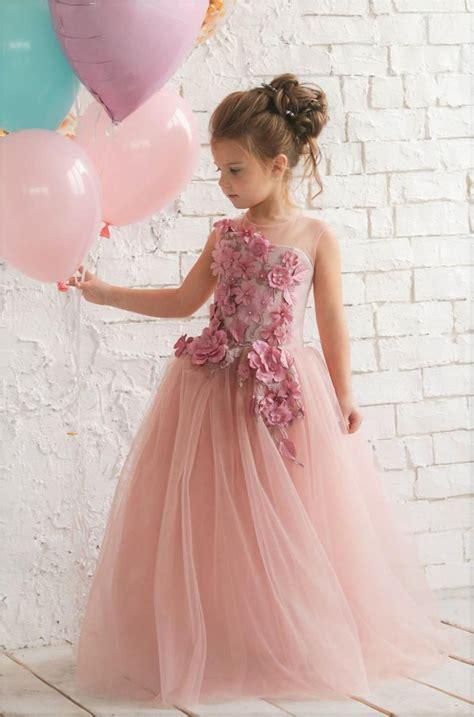 Blush-PinkFlower-Girl-Dresses