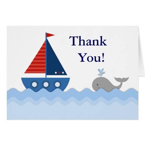 BoatingThank-You-Card