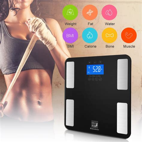 Body Fat Scale 7 Parameters Analyzer | Watches Store Online Reviews