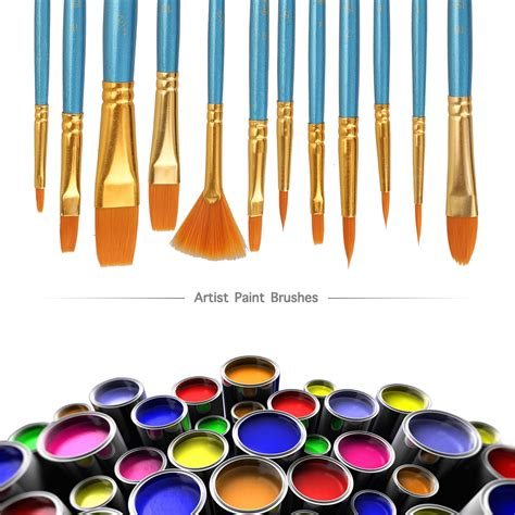 Brush Brushes for Oil Watercolor Artist | Watches Store Online Reviews