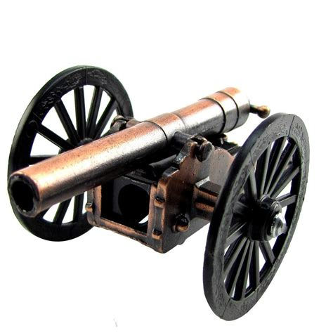 CANNON CIVIL WAR DIE CAST PENCIL SHARPENER | Gps Store