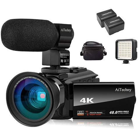 Camcorder Video Vlogging HD Camera HAOHUNT 36MP 1080P Digital Recorder, 16X Zoom | Digital Cameras