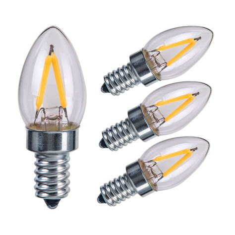 Candelabra LED Candle Light Bulbs | Gps Store