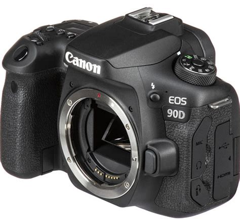 Canon EOS 90D 32.5MP 4K | Digital Cameras