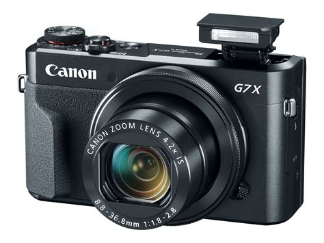 Canon PowerShot G7 X Mark II 20.1 MP Digital Camera Black | Digital Cameras