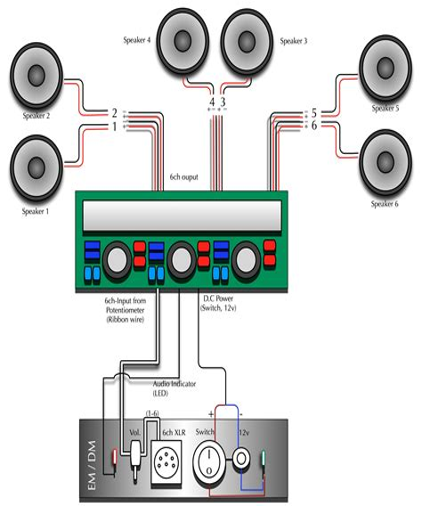 Car-Audio-AmpWiring-Diagrams