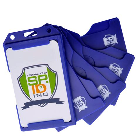 Card Heavy Duty Plastic Badge Holder | Watches Store Online Reviews