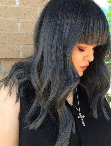 Charcoal-Grey-Hair-Color