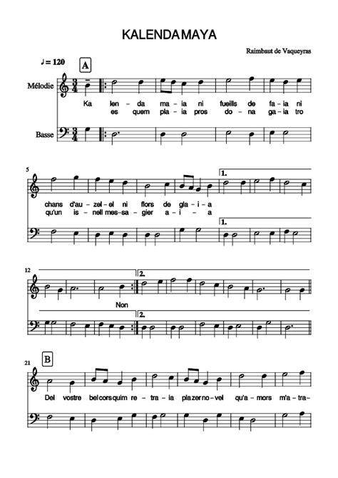 ChoralSheet-Music