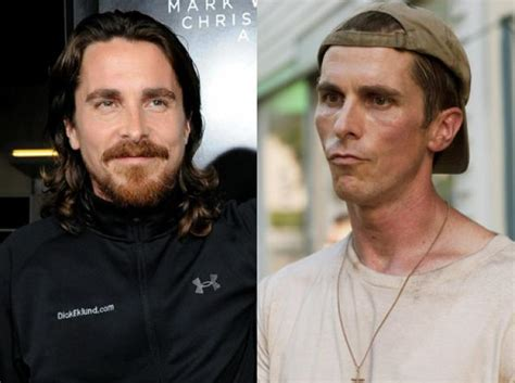 Christian Bale Lost Pounds