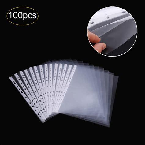 Clear-Plastic-Sheet-Protectors